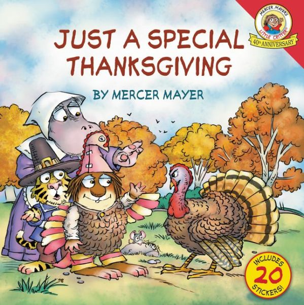 Little Critter: Just a Special Thanksgiving - ISBN13: 0061478113