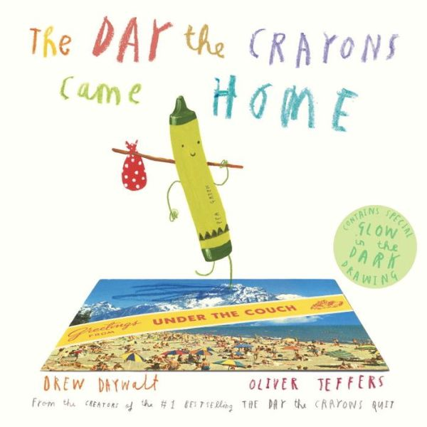 The Day the Crayons Came Home - ISBN13: 0399172750