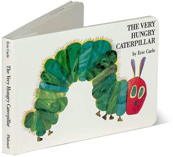 The Very Hungry Caterpillar - ISBN13: 0399226907