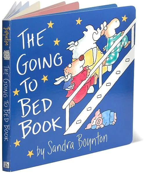 The Going to Bed Book - ISBN13: 0671449028