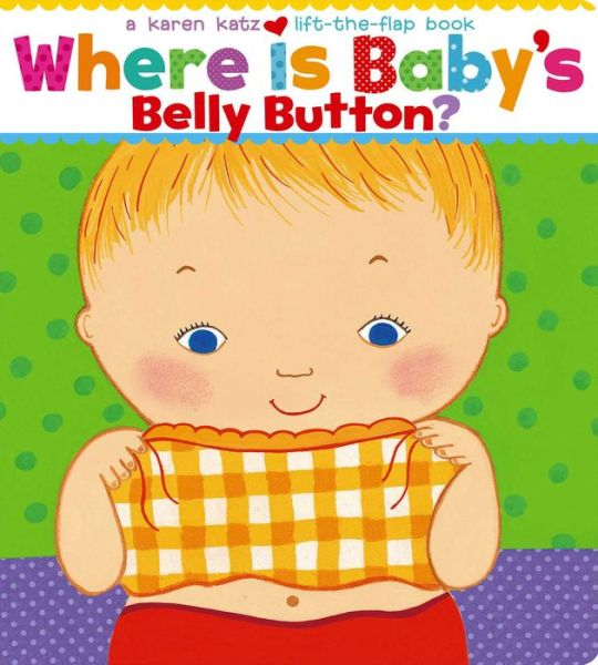 Where Is Baby's Belly Button? - ISBN13: 0689835604