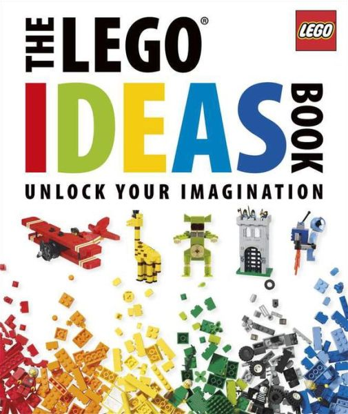 The Lego Ideas Book: Unlock Your Imagination - ISBN13: 0756686067