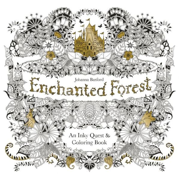Enchanted Forest - ISBN13: 1780674880