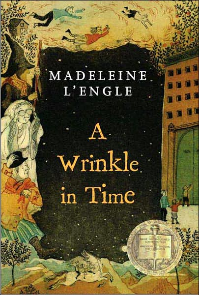 A Wrinkle in Time - ISBN13: 0312367546