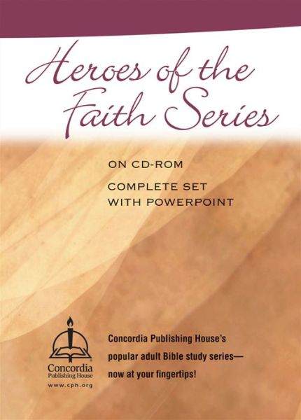 Heroes of the Faith Bible Study Collection - ISBN13: