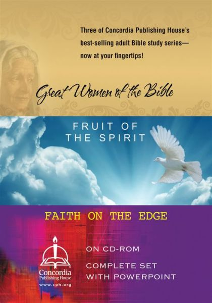 Great Women of the Bible, Faith on the Edge, Fruit of the Spirit Collection - ISBN13:
