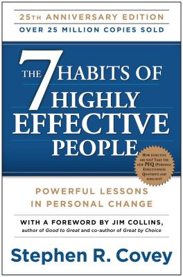 The 7 Habits of Highly Effective People: Powerful Lessons in Personal Change - ISBN13: 1451639619