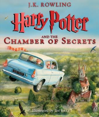 Harry Potter and the Chamber of Secrets: The Illustrated Edition (Harry Potter, Book 2) - ISBN13: 0545791324