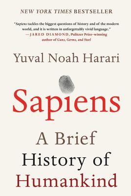Sapiens: A Brief History of Humankind - ISBN13: 0062316095