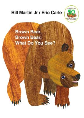 Brown Bear, Brown Bear, What Do You See? - ISBN13: 0805047905