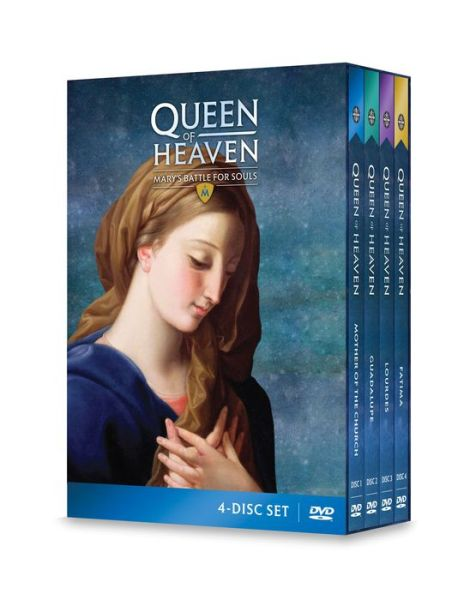 Queen of Heaven: Mary's Battle for Souls (DVD Box Set) - ISBN13: 1505109795