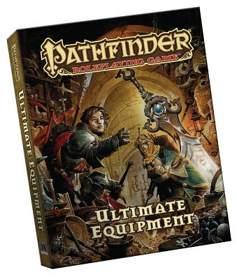Pathfinder Roleplaying Game: Ultimate Equipment Pocket Edition - ISBN13: 1601259794