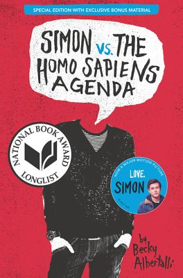Simon vs. the Homo Sapiens Agenda Special Edition - ISBN13: 0062839705