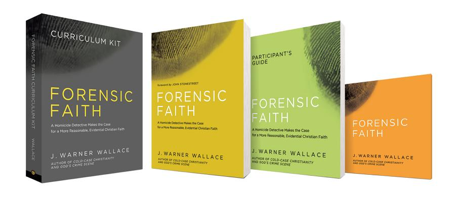 Forensic Faith Curriculum Kit - ISBN13: 0781414040
