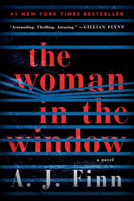 The Woman in the Window - ISBN13: 0062678418
