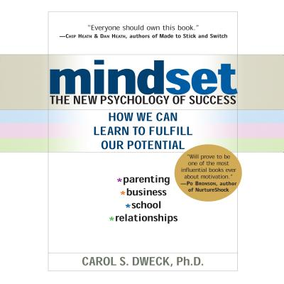 Mindset: The New Psychology of Success - ISBN13: 1596597682