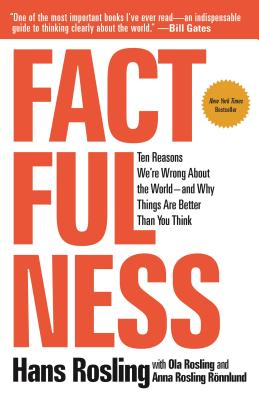 Factfulness - ISBN13: 1250107814