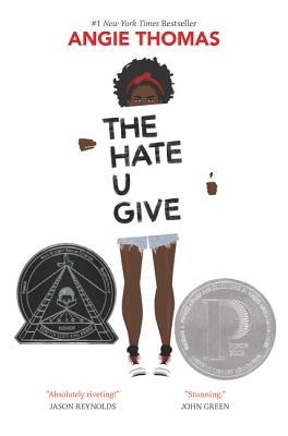 The Hate U Give - ISBN13: 0062498533