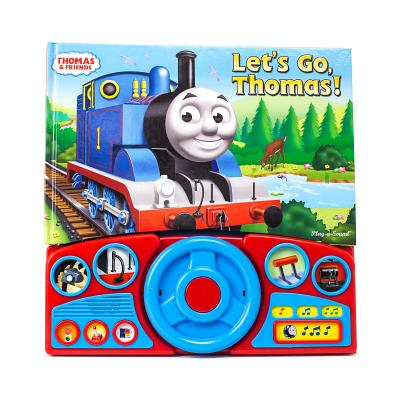Ride Along with Thomas Steering Wheel Bk - ISBN13: 1450830005