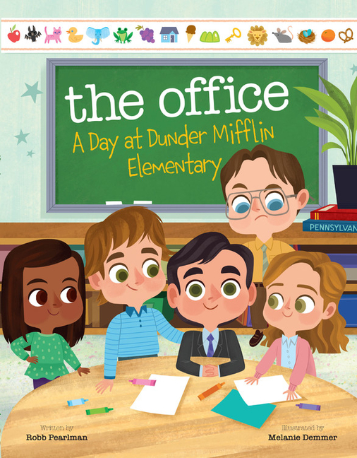 The Office: A Day at Dunder Mifflin Elementary - ISBN13: 0316428388