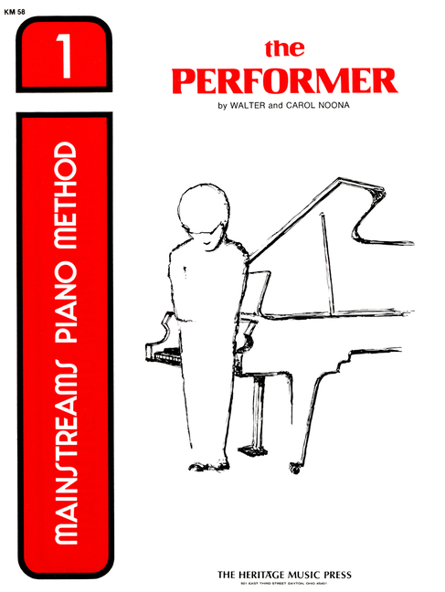 Mainstreams - The Performer 1 - ISBN13: