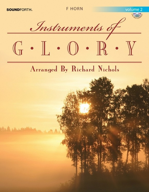 Instruments of Glory, Vol. 2 - F Horn Book and CD - ISBN13: