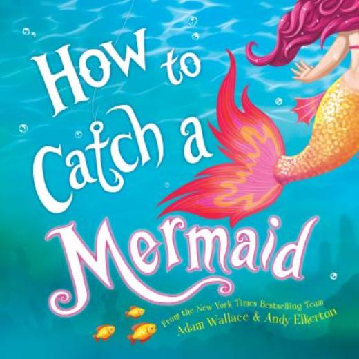 How to Catch a Mermaid - ISBN13: 149266247X