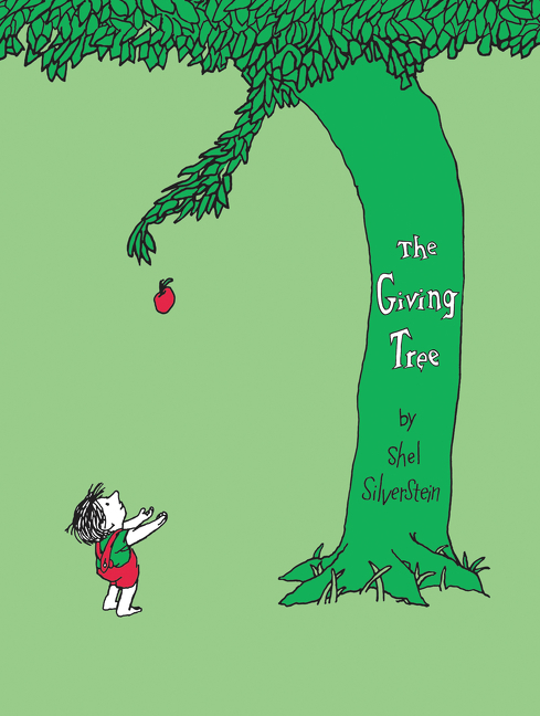 The Giving Tree - ISBN13: 0060256656
