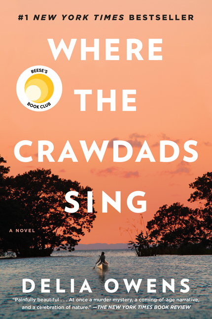 Where the Crawdads Sing - ISBN13: 0735219095
