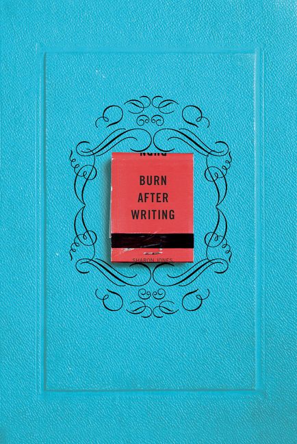 Burn After Writing - ISBN13: 0399175210